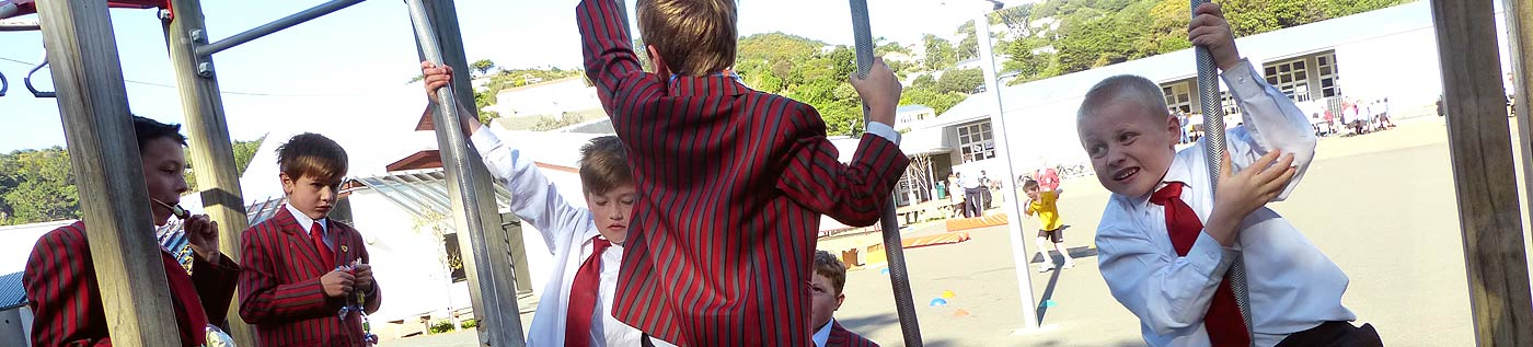 Scots College Prep School Life