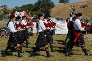 Scots College Pipe Band