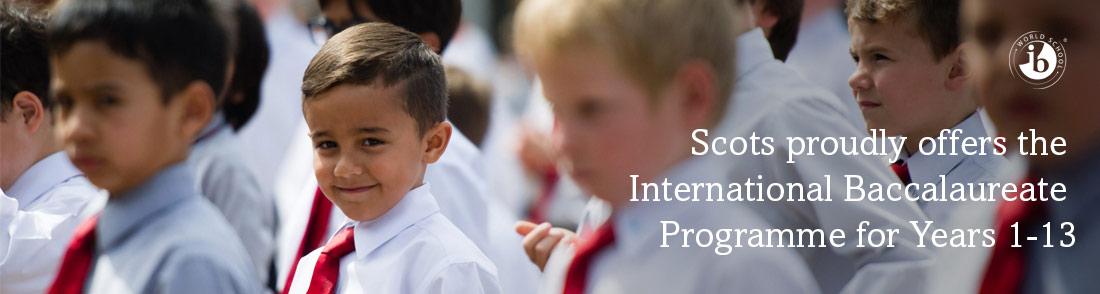 Scots College IB Diploma Programme