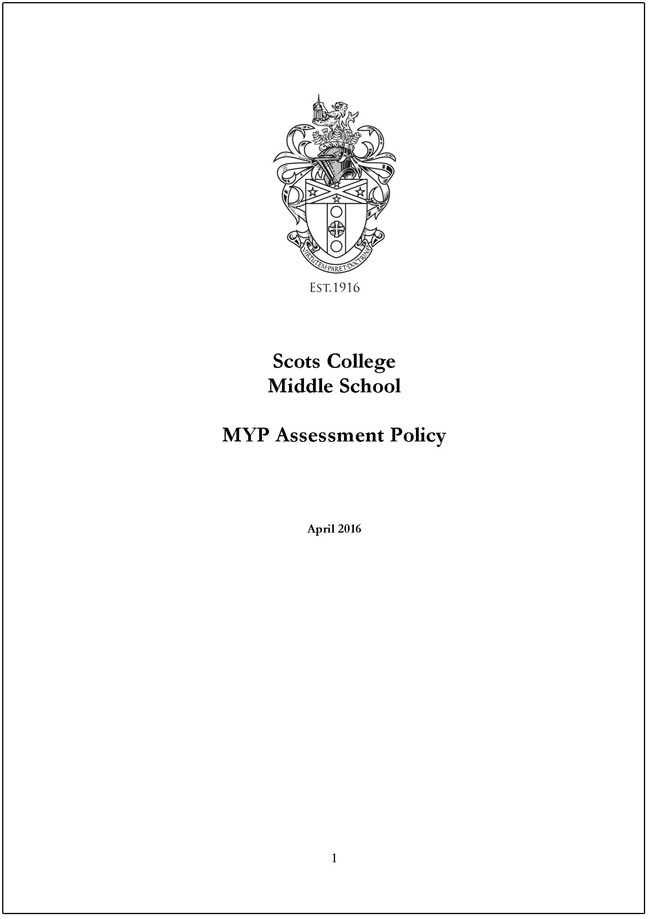 Scots_College_Assessments_Policy