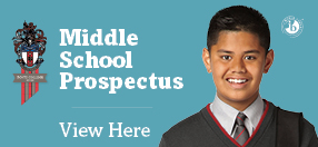 Scots College Middle School Prospectus