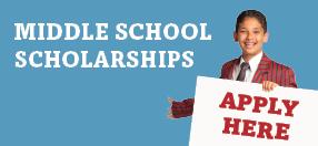 MS Scholarships widget