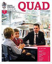 Quad Issue 1, April 2015