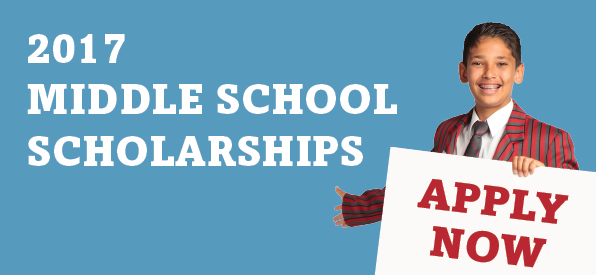 Middle School Scholarships