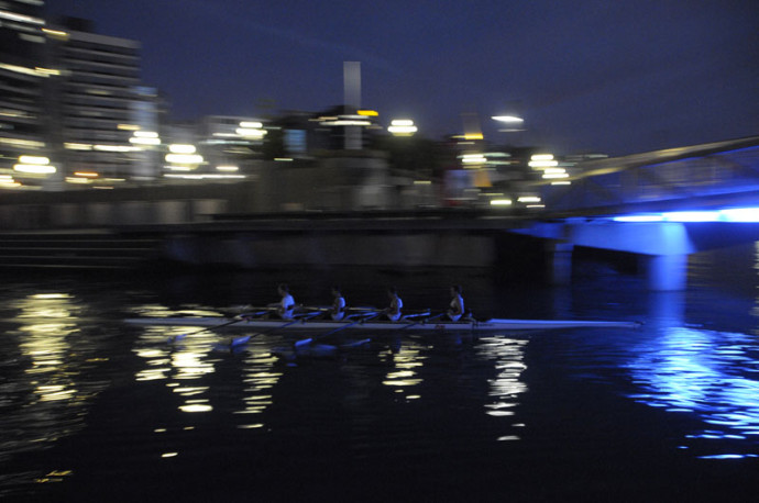 Scots College Rowing