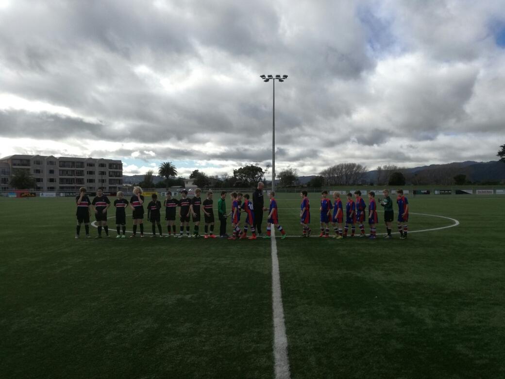 Wellesley Fixture Report - June   Scots College