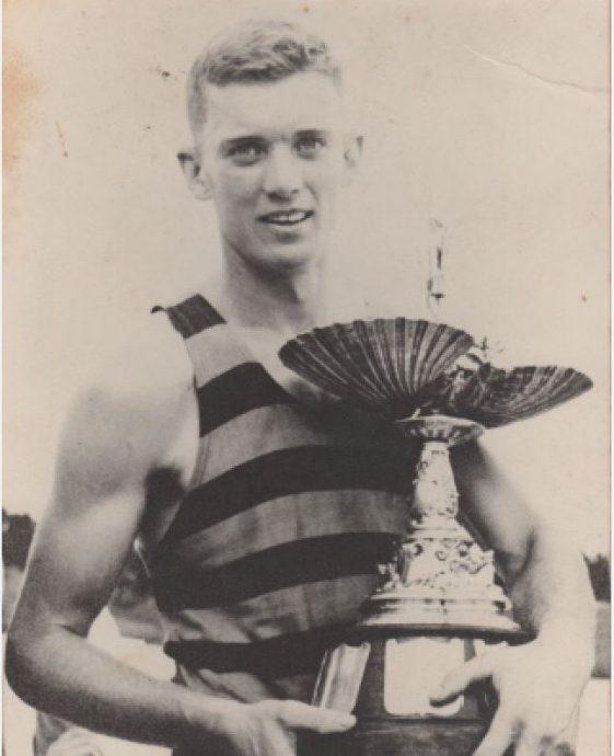 Scots College Old Boy Alistair Dryden, 1963